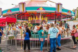 carousel-kids-ride-festival